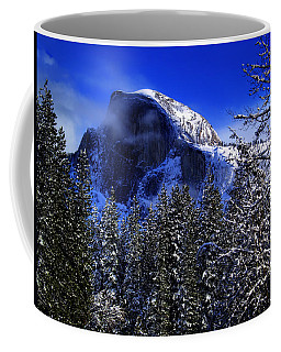 Half Dome Clearing Coffee Mug by Bill Gallagher