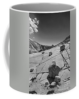 Half Dome From Olmsted Point Coffee Mug
