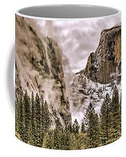 Menacing Rocks Coffee Mug