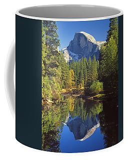 2m6709-half Dome Reflect - V Coffee Mug