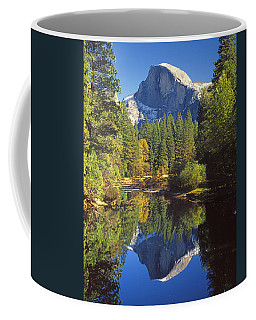 2m6709-half Dome Reflect - V Coffee Mug