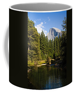 Half Dome Yosemite National Park Coffee Mug