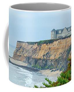 Half Moon Bay Coffee Mug by Betty LaRue