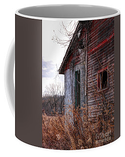 Half Coffee Mug