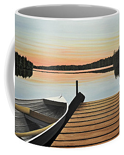 Haliburton Dock Coffee Mug