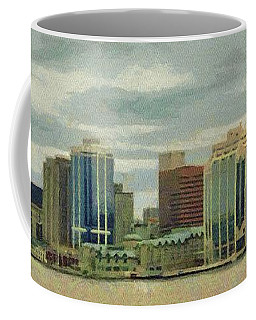 Halifax From The Harbour Coffee Mug