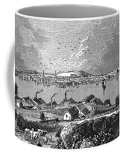 Halifax Ns - 1878 Coffee Mug