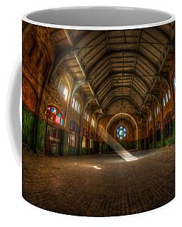 Hall Beam Coffee Mug by Nathan Wright