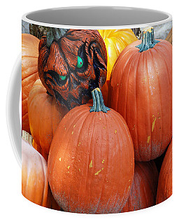 Halloween Goblin Coffee Mug
