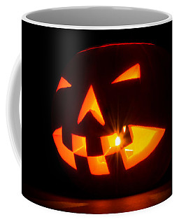 Halloween - Smiling Jack O' Lantern Coffee Mug