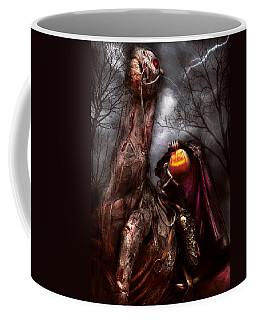 Halloween - The Headless Horseman Coffee Mug