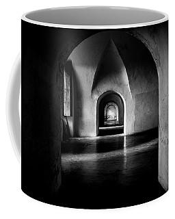 Halls Coffee Mug