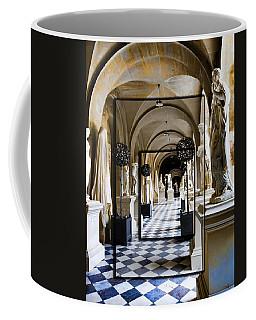 Halls Of Versailles Paris Coffee Mug