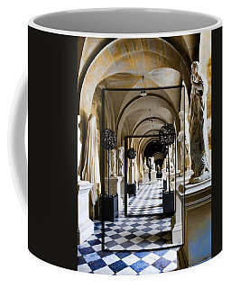 Halls Of Versailles Paris Coffee Mug
