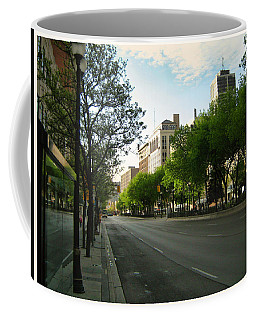 Hamilton At Dawn Coffee Mug