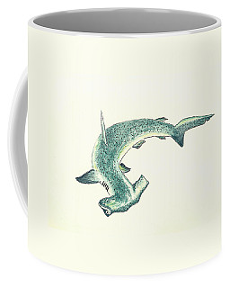 Hammerhead Shark Coffee Mug