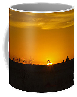 Hammering The Sun Coffee Mug