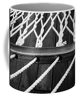 Coffee Mug featuring the photograph Hammock by Julia Wilcox