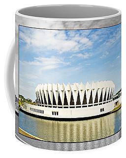Hampton Coliseum Coffee Mug