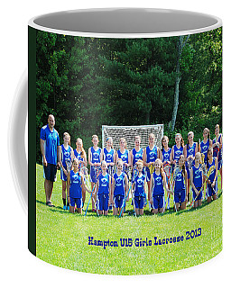 Hampton U15 Girls 2013 Coffee Mug