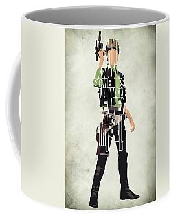 Han Solo Vol 2 - Star Wars Coffee Mug