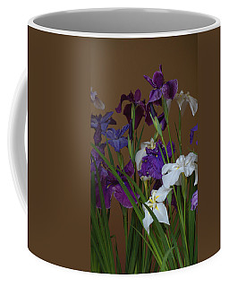 Coffee Mug featuring the photograph Hanashoubu by Rachel Mirror