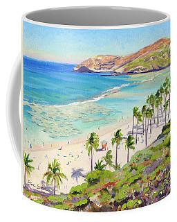 Hanauma Bay - Oahu Coffee Mug