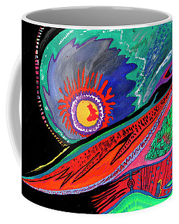 Hand Of Time Coffee Mug