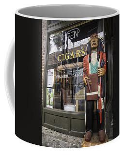 Hand Rolled Cigars Coffee Mug