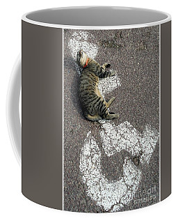 Handicat Parking Coffee Mug