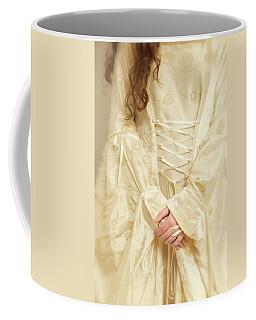 Hands Clasped Coffee Mug
