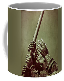 Hands Of Our Fathers Coffee Mug