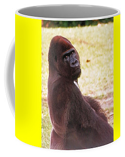 Handsome Gorilla Coffee Mug