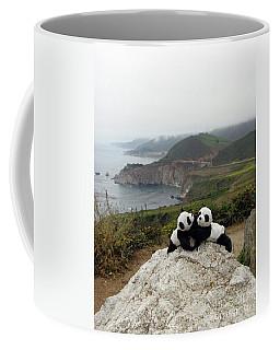 Coffee Mug featuring the photograph Hang On- You Got A Friend by Ausra Huntington nee Paulauskaite