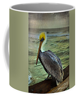 Coffee Mug featuring the photograph Hanging Around by Steven Reed