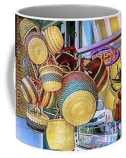 Hanging Baskets Coffee Mug