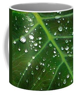 Hanging Droplets Coffee Mug