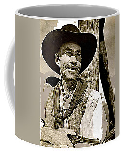 Hank Worden Publicity Photo Red River 1948-2013 Coffee Mug