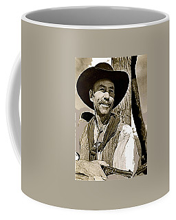 Hank Worden Publicity Photo Red River 1948-2013 Coffee Mug