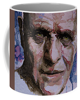 Coffee Mug featuring the painting Hannibal by Laur Iduc