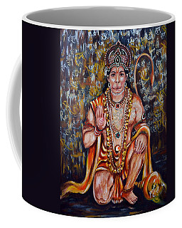 Hanuman Coffee Mug