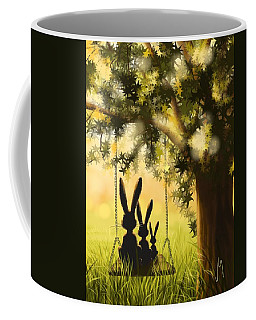 Happily Together Coffee Mug