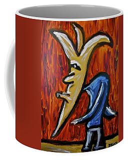 Happiness 12-001 Coffee Mug by Mario Perron
