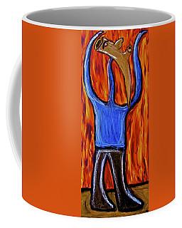 Happiness 12-002 Coffee Mug by Mario Perron