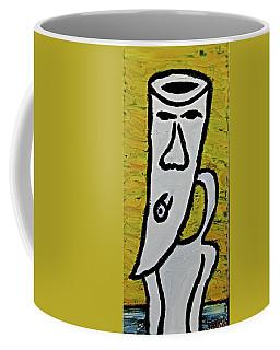 Happiness 12-003 Coffee Mug by Mario Perron