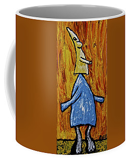 Happiness 12-004 Coffee Mug by Mario Perron
