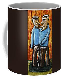 Happiness 12-008 Coffee Mug by Mario Perron
