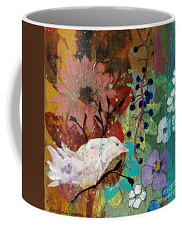Happiness Coffee Mug by Robin Maria Pedrero