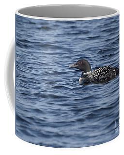 Happy As A Loon Coffee Mug