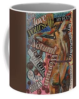 Happy Being Me Coffee Mug